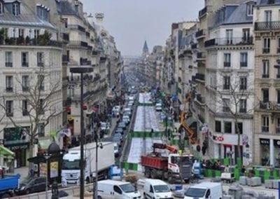 Rue de Rennes – Paris 9eme