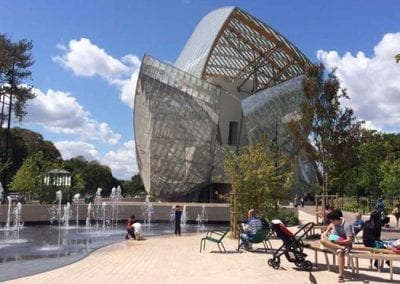 Fondation Louis Vuitton – 16ème