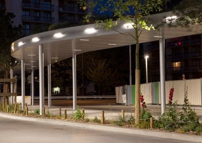 Gare Mobipôle Rueil Malmaison – 92