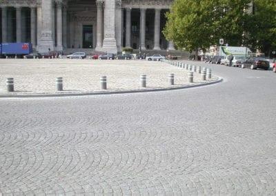 Place de la Justice – Bruxelles Belgique