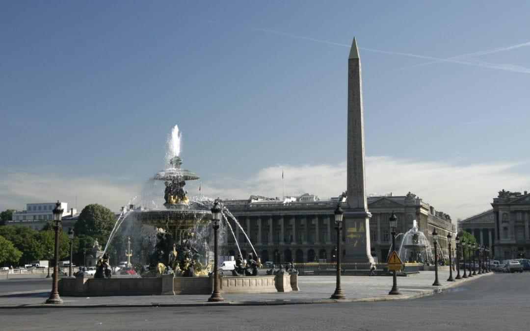 Place de la Concorde – Paris 8ème
