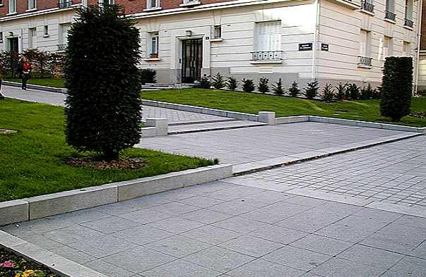 Square du Limousin Porte d'Ivry – Paris 13ème