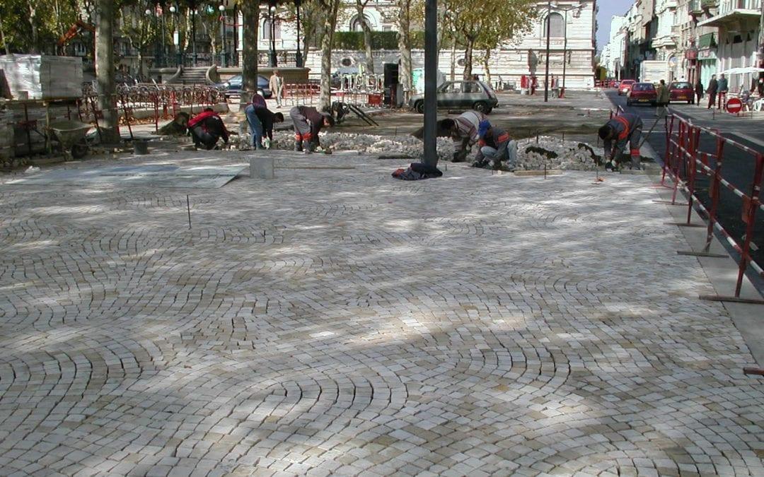 Place Jean-Jaurès – Saint-Etienne 42